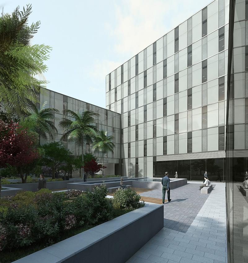 Atria 22@ Office Building