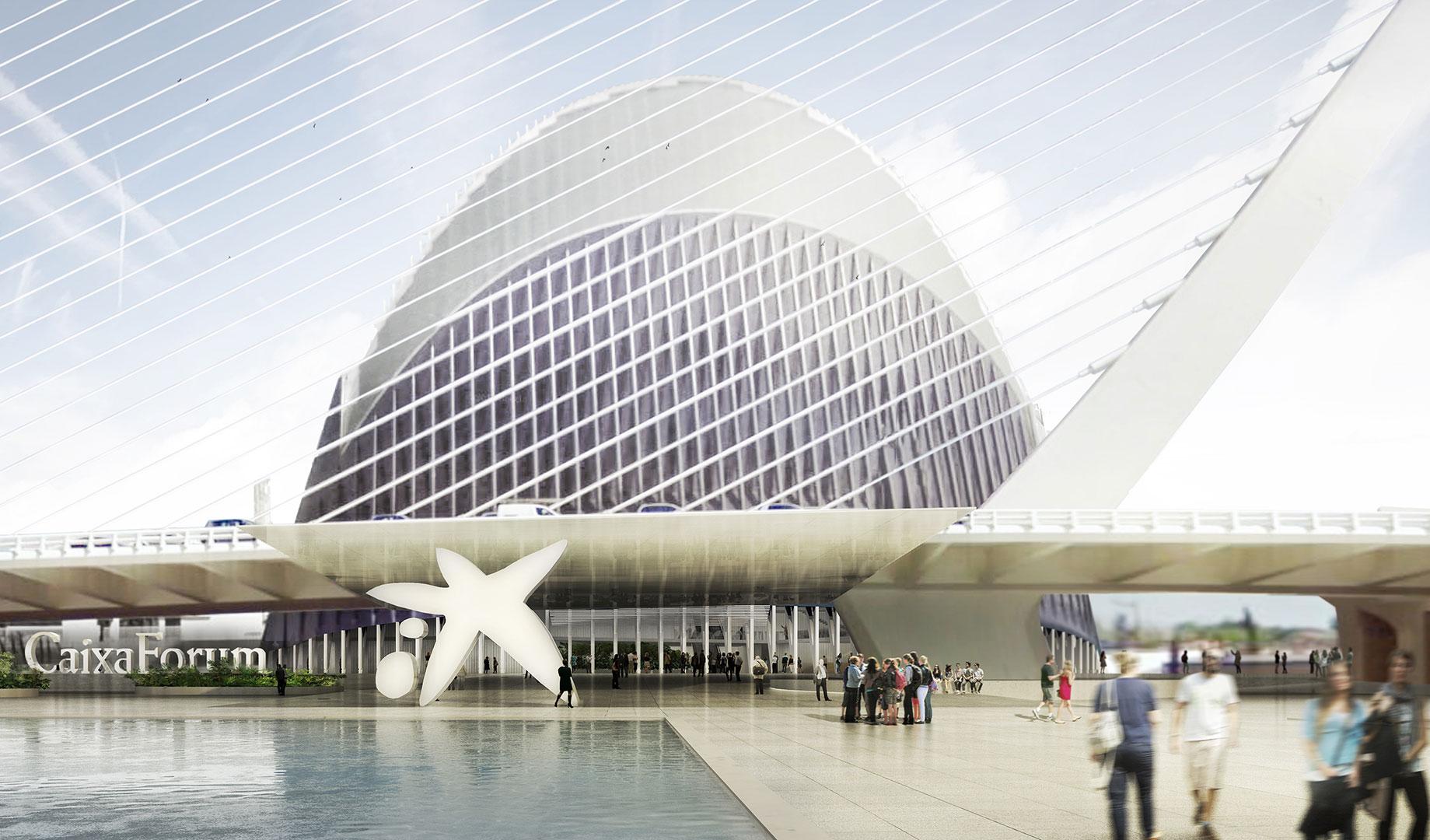 CaixaForum Valencia