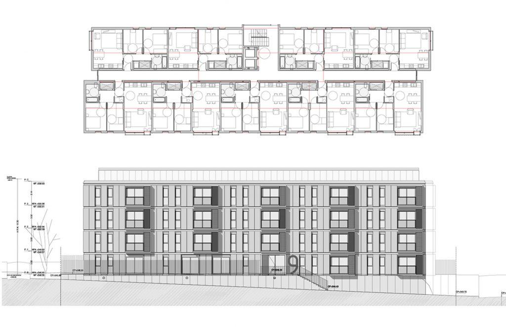 Industrialized Rental Housing