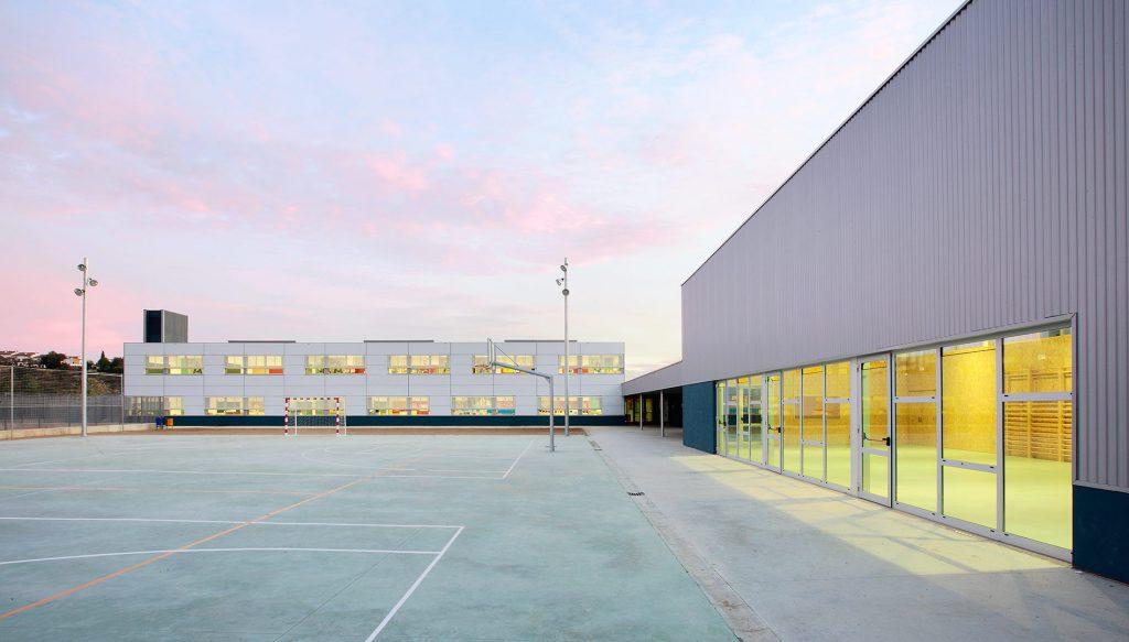 Les Parellades School
