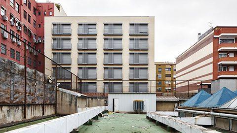 Roger de Flor Social Housing