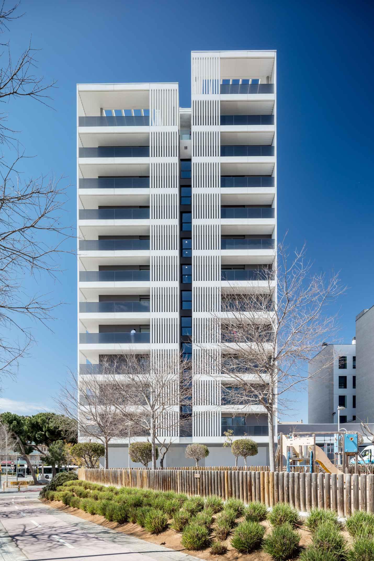 Sant Feliu Residential Tower