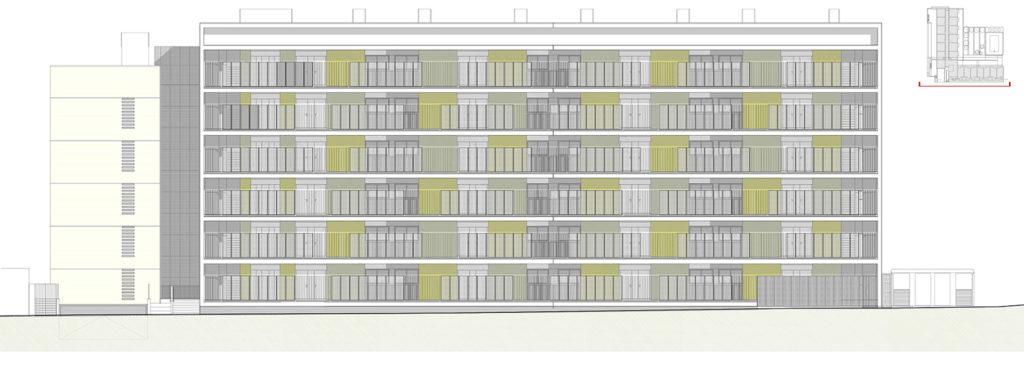 Terrassa Social Housing