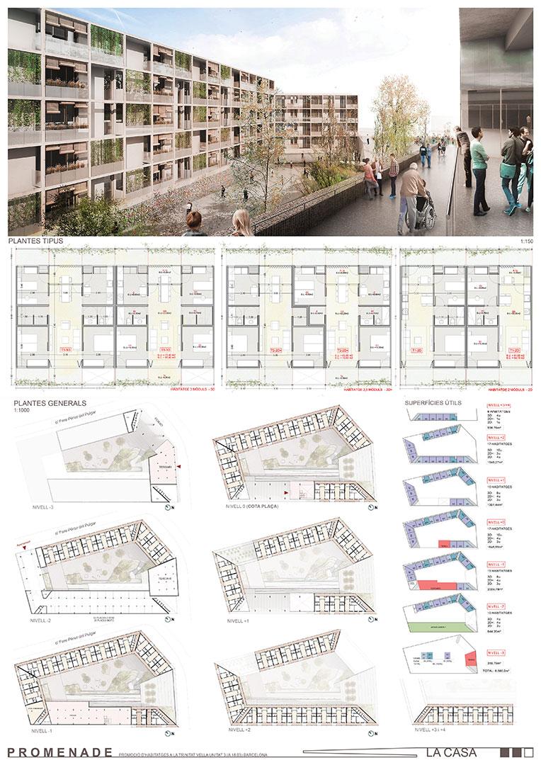 Trinitat Vella Social Housing