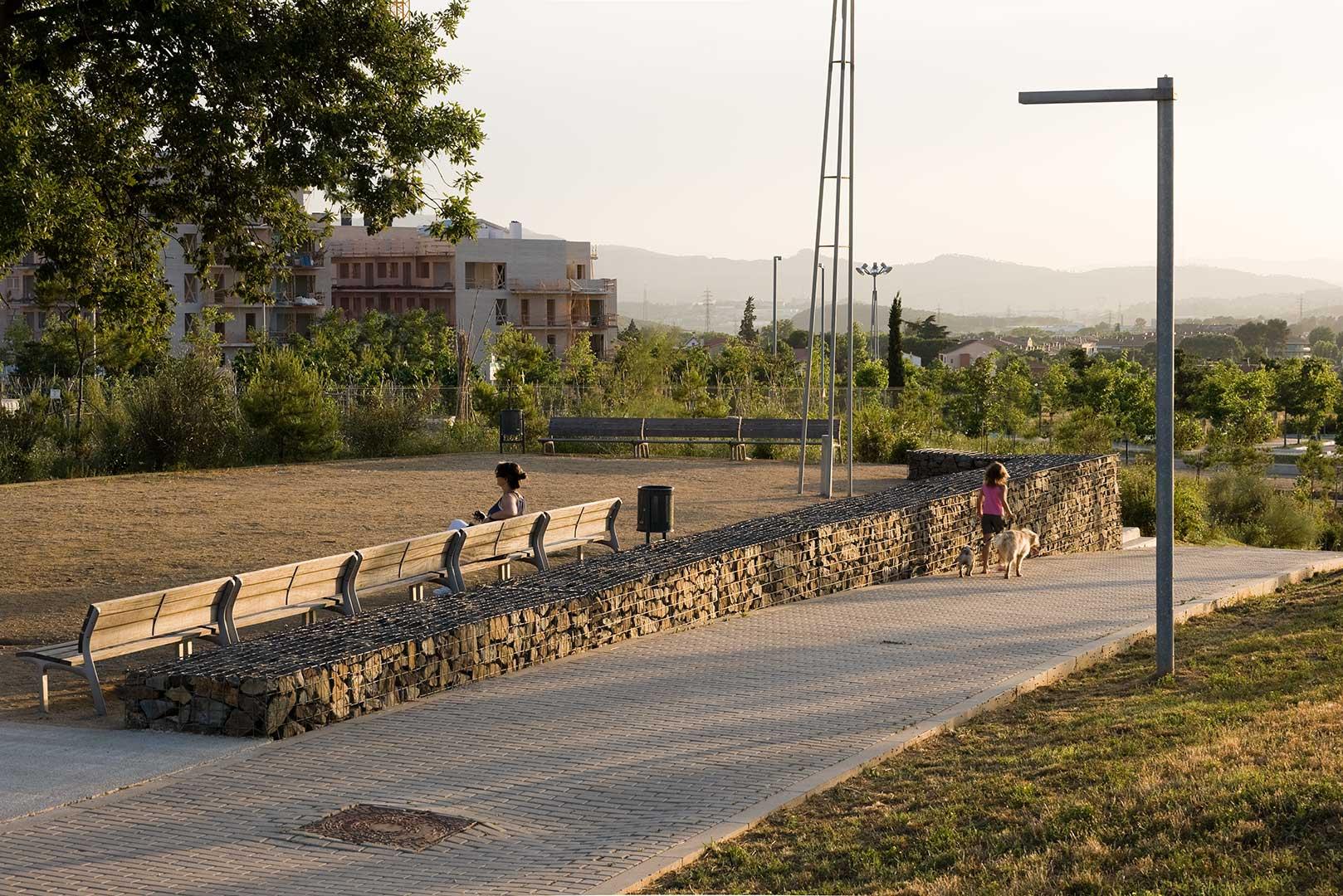 Turó de Can Mates Park