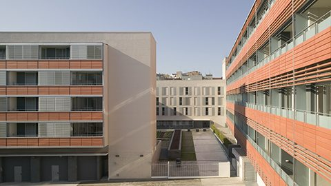 Uriach Housing and Public Space